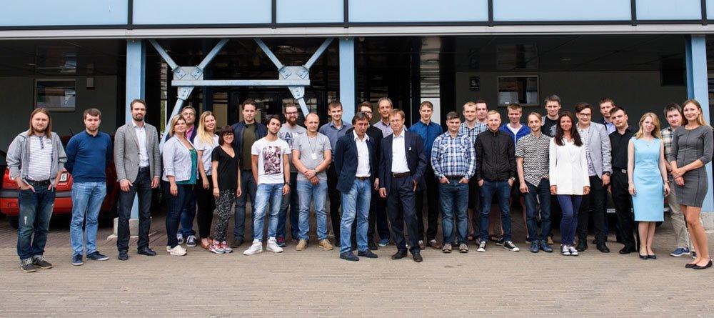 Software Development Team: Diatom Enterprises